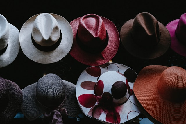 kapelusz damski