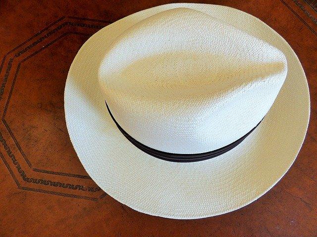 kapelusze panama
