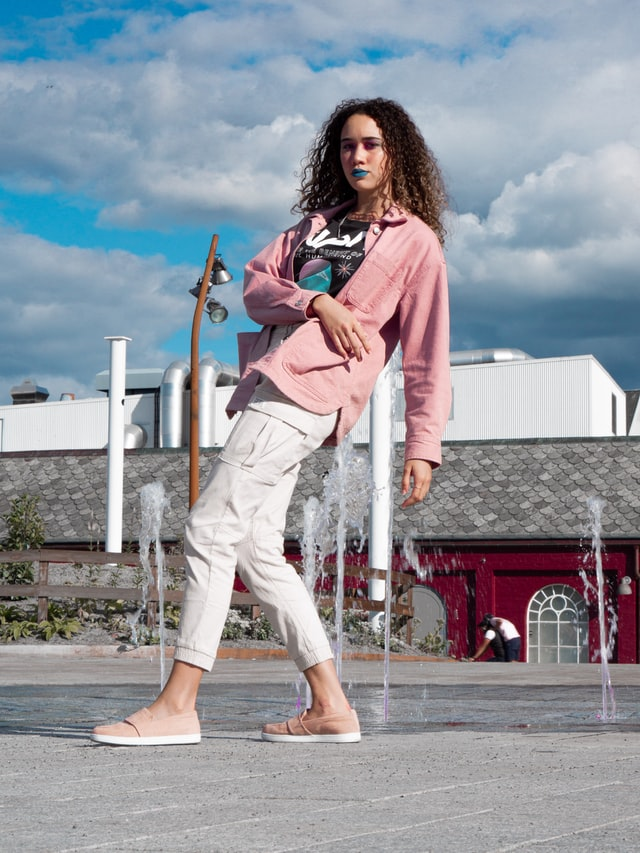 spodnie bojówki damskie, spodnie cargo