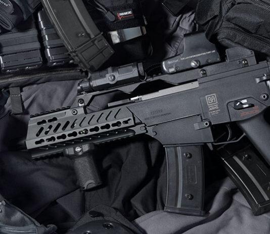 Dystrybucja i posiadanie broni