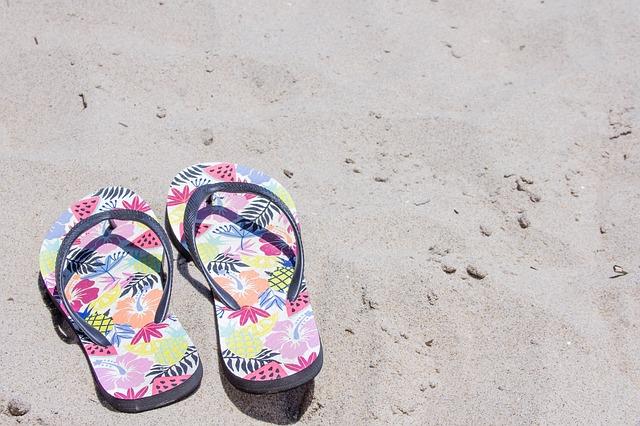 klapki damskie, klapki japonki, japonki damskie, japonki plażowe